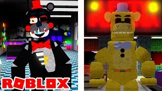 LEFTY'S PIZZERIA IS REOPENED! (Roblox Lefty's Arcade Land Rebooted Roleplay)