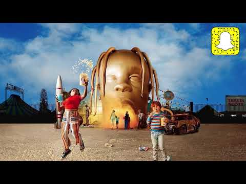 Travis Scott - WAKE UP (Clean) Ft. The Weeknd (ASTROWORLD)