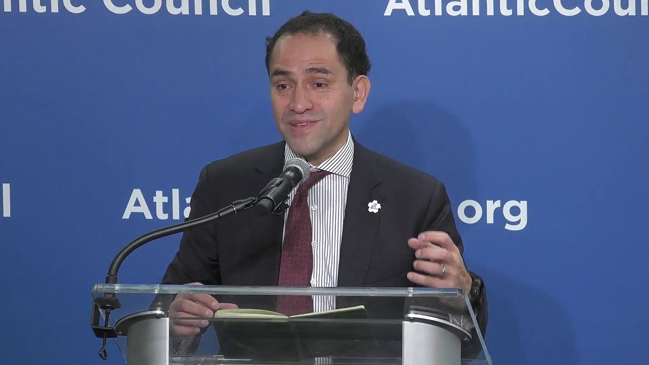 Letting Loose US-Mexico Opportunities: Including H.E. Arturo Herrera, Mexico's Secretary of Financing