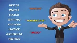 mizo-english dictionary - Kênh video giải trí dành cho thiếu