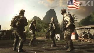 Battlefield 4 Trailer ft. Macklemore Can´t Hold Us