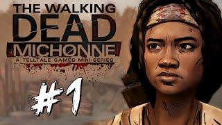 The Walking Dead: Michonne - На Большой Глубине #1