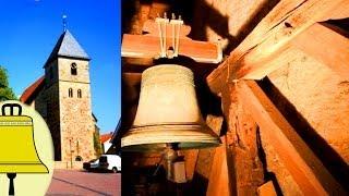 preview picture of video 'Lengerich Emsland: Glocken der Evangelisch Reformierte Kirche (Plenum)'