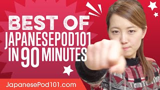 Learn Japanese with the Best of JapanesePod101