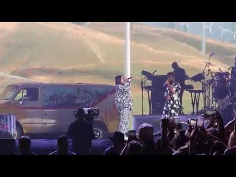 KHALID & BILLIE EILISH - LOVELY LIVE @ COACHELLA 2019