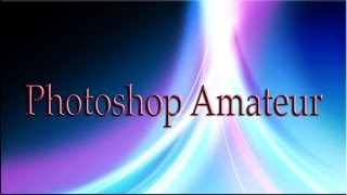 Photoshop для начинающих. Урок № 1. Краткое описание интерфейса.