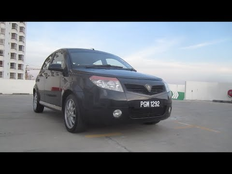 2005 Proton Savvy Start-Up and Full Vehicle Tour