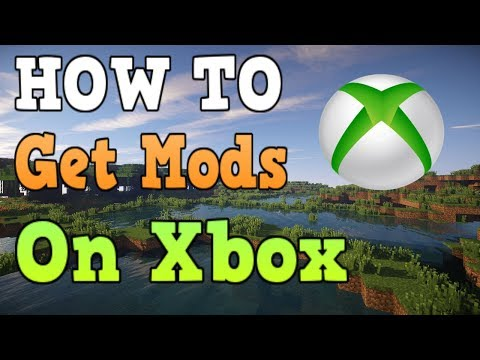 How To Get Mods In Minecraft Xbox One