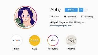 Abigail Nagaria Digital Showcase
