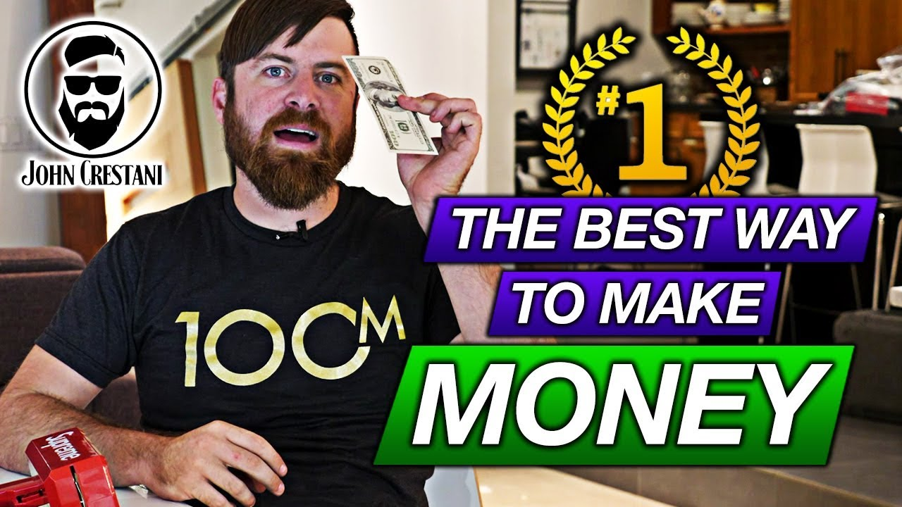 My Preferred Method Of Earning Money Online (What You Required To Know) thumbnail