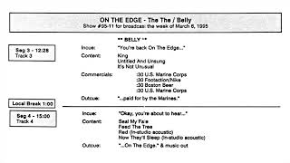 Belly – Red / Now They'll Sleep (In-studio Acoustic, On The Edge 1995)