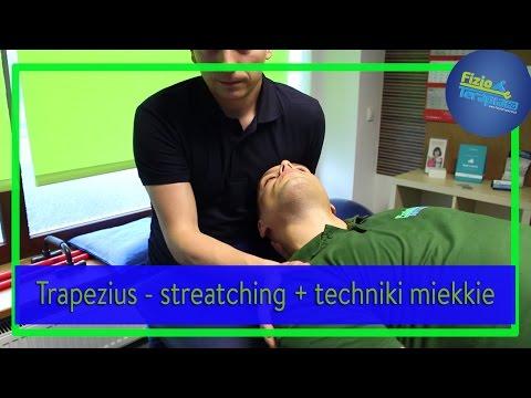 Ból mięśni pomiędzy żebrami z tyłu