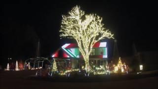 2016 Christmas Lights Show - It's Christmas Time Again