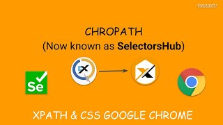 Finding Xpath and CSS in Chrome - Chropath