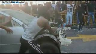 ISRAEL - Ethiopian Jews protest police violence