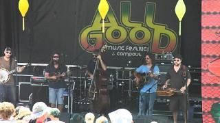 City with no Children (arcade fire) - Greensky Bluegrass - All Good Music Festival - 07-16-2011