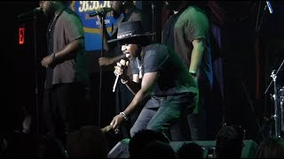 Anthony Hamilton, Sista Big Bones, BB King Blues Club, NYC 8-27-17