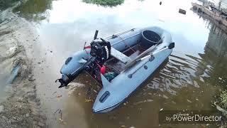 Поисковый магнит находки на реке волга