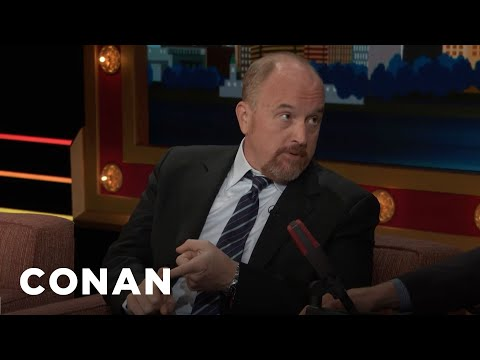 Louis C.K. Tells You Why You Should Vote for Hillary Clinton