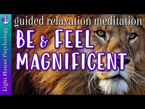 Magnificent Creatures Guided Relaxation & Positive Affirmation