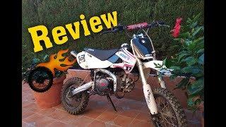 Pit Bike 140 IMR. REVIEW De Mi Moto!!!