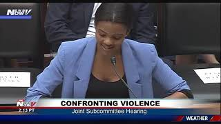 """""""STRONG BIAS"""" Candace Owens UNLOADS On Congress at Hearing"""