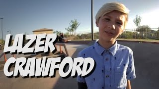 AMAZING 10 YEAR OLD LAZER CRAWFORD - HAVE YOU HEARD OF ???