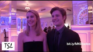 TSL Talks to Tanith Belbin & Charlie White at the 2016 FSH's Skating with the Stars Gala