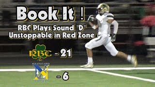 Red Bank Catholic 21 Toms River North 6 | Week 4 Highlights | Caseys Win Back to Back Games