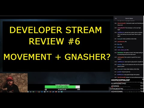 "Gears 5 - Dev Stream Recap #6 - ""Movement, Gnasher + More """