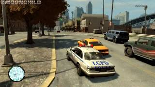 GTA IV - Most Wanted - Mervin Eskuchen - Alderney - at the very beginning of the game