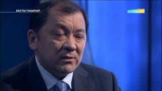 «Басты тақырып» - Атырау облысының әкімі Нұрлан Ноғаев (Толық нұсқа)