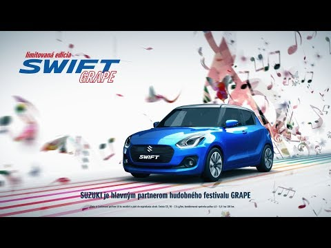 3d cgi tv commercial suzuki swift