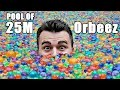 Download Youtube: 25 MILLION Orbeez in a pool- Do you sink or float?