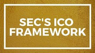 SEC Framework for ICOs