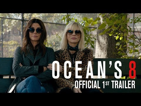 New Official Trailer for Ocean's 8