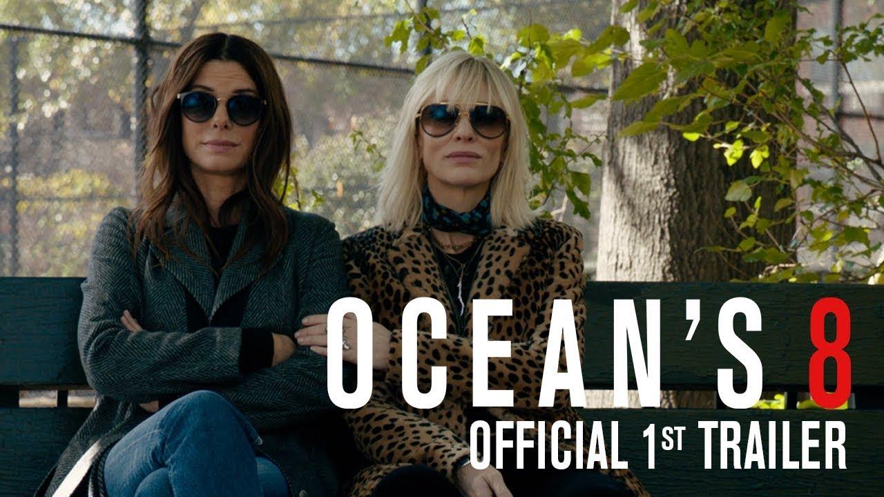 Trailer för Ocean's Eight