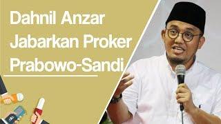 Dahnil Anzar Ungkap Cara Prabowo-Sandi Naikkan Daya Beli, Turunkan PBB hingga Pembatalan Aturan TKA
