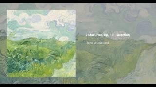 2 Mazurkas, Op. 19