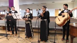 Oracion a la familia (misa) Flor del Rocio y Mariachi Real de Alvarez