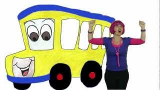 The Wheels On The Bus Song With Lyrics And Actions. The Muffin Man Song  - Debbie Doo.