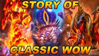 The Story (and background) of Classic World of Warcraft [Lore]