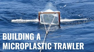 MICROPLASTIC in our OCEANS. Collecting data to help fight plastic pollution - UNTIE THE LINES IV #50
