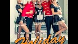 Crystal Lake & Mirami - Holiday (Club Remix Dj Virus 2013)
