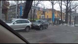 Идеальная парковка в Алматы