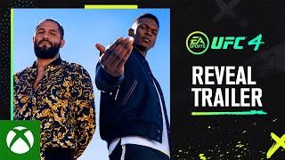 Xbox UFC 4 Official Reveal Trailer anuncio