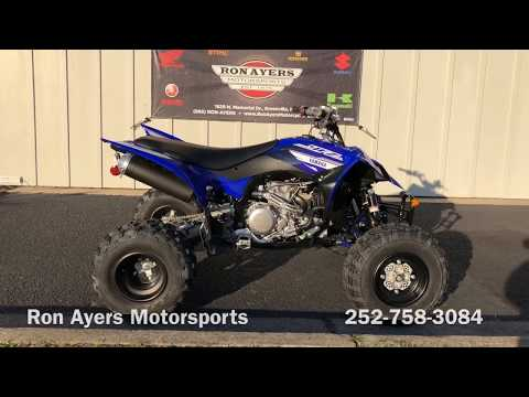 2019 Yamaha YFZ450R in Greenville, North Carolina - Video 1