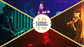 10 Years of League of Legends Music in One Take