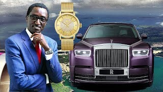 12 EXPENSIVE THINGS OWNED BY BILLIONAIRE BUZEKI.