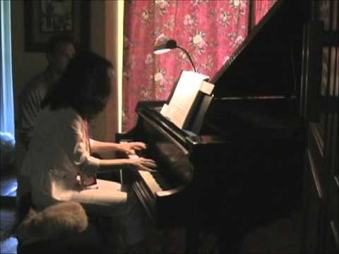 "Wagner's ""Isolde's Liebestod"" transcribed for the piano by Liszt."